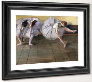 Dancers 5 By Edgar Degas