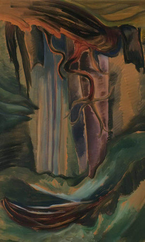 Dark Forest By Emily Carr