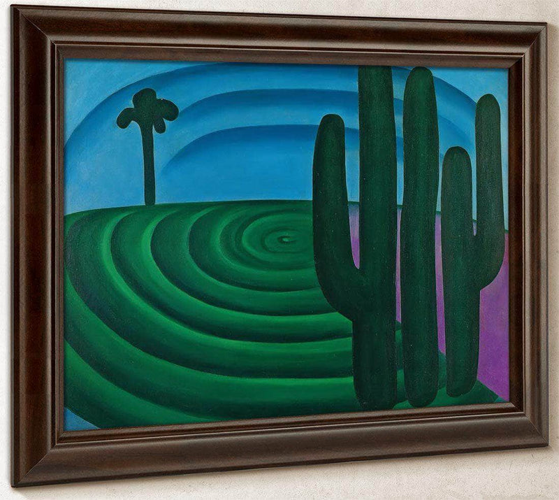 Distance By Tarsila Do Amaral