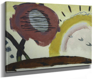 Distraction By Arthur Dove