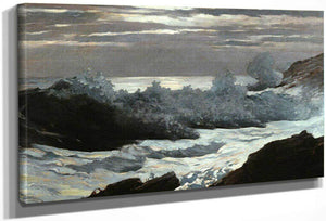 Early Morning After Storm At Sea By Winslow Homer