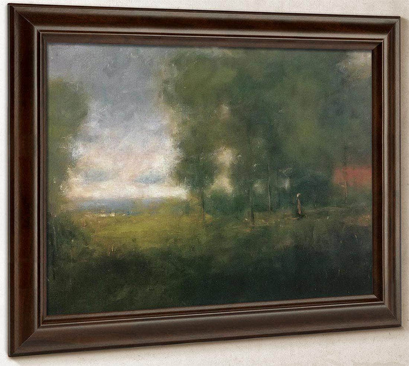 Edge Of The Woods By George Inness