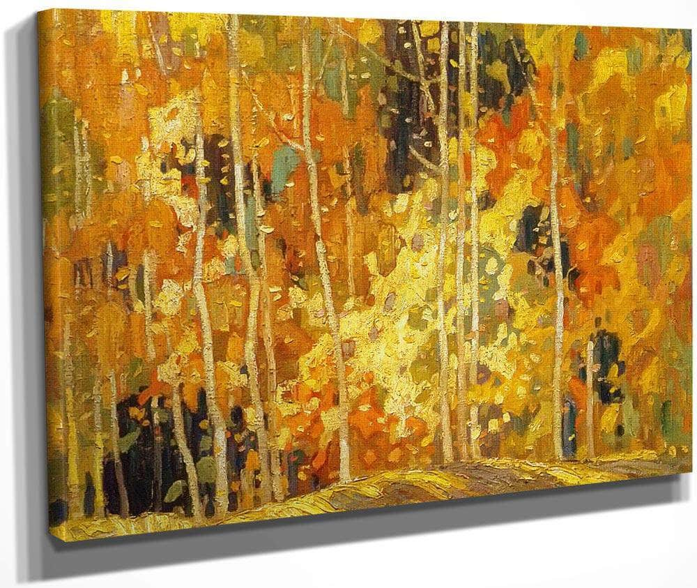 Fanciful Autum By Frank Carmichael