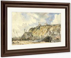 Folkestone The Harbour By John Constable