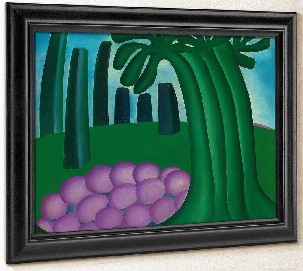 Forest By Tarsila Do Amaral