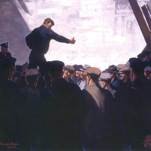 Free Speech By Maynard Dixon
