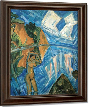 Glass Day M9 Erich Heckel By