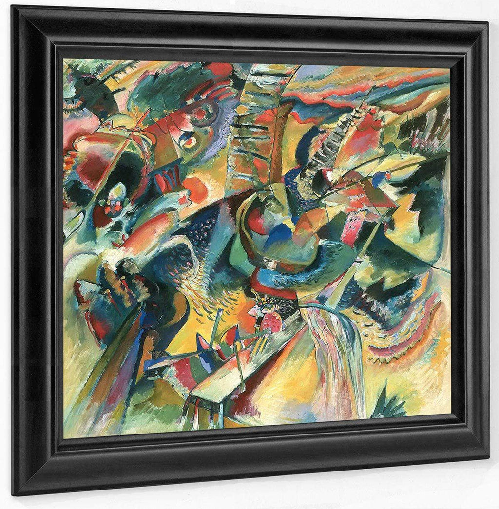 Gorge Improvisation 1914 By Wassily Kandinsky By 2