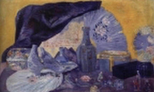 Harmony In Blue By James Ensor