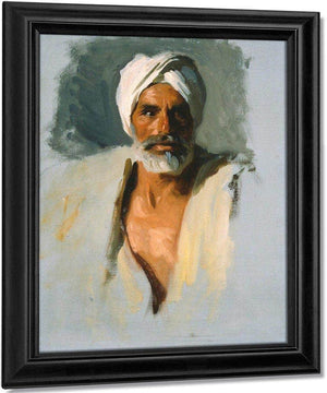 Head Of An Arab By John Singer Sargent