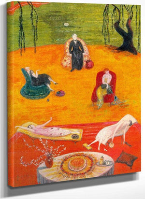 Heat By Florine Stettheimer