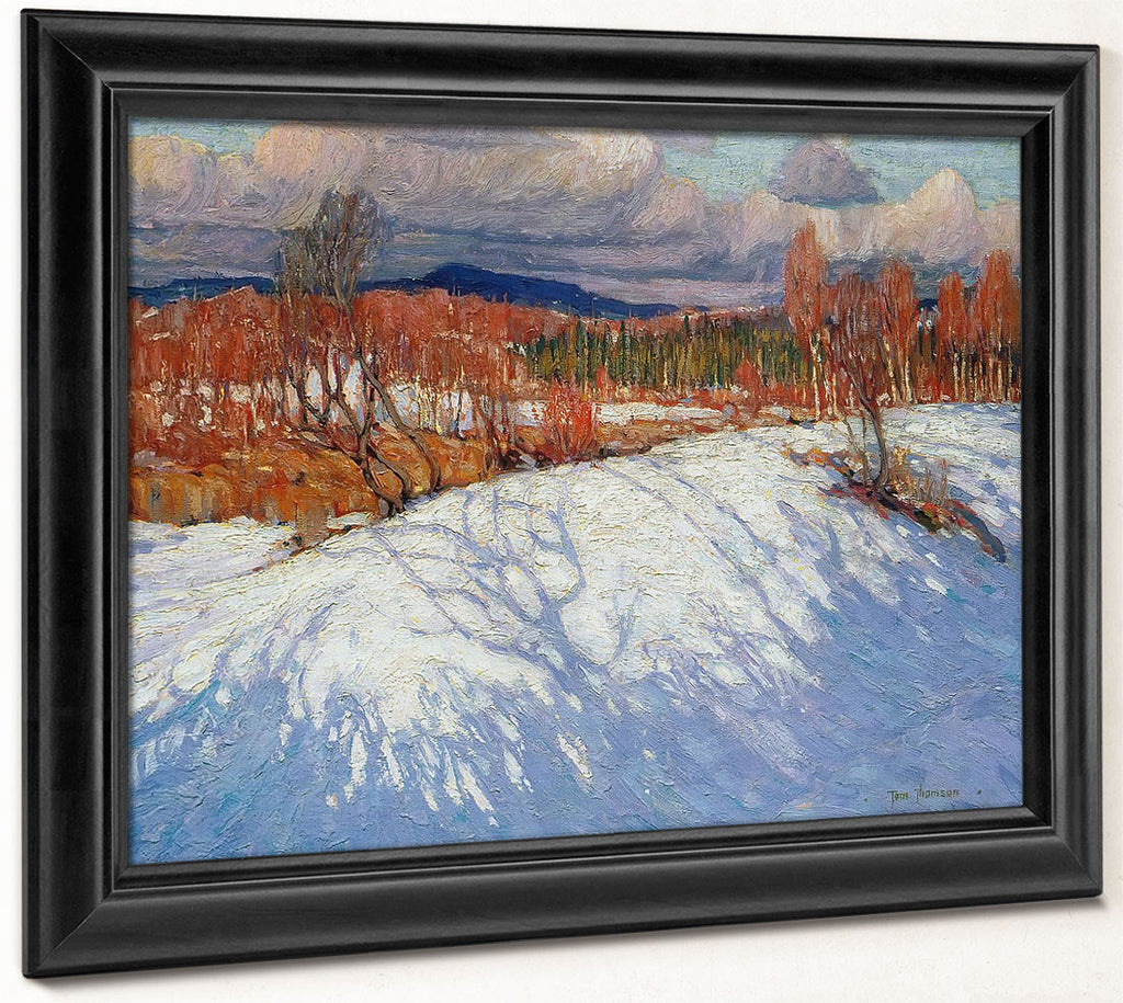 In Algonquin Park 1914 By Tom Thomson