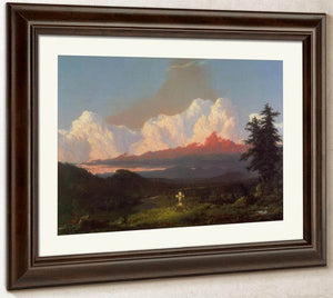 In The Memory Of Cole By Fredric Edwin Church
