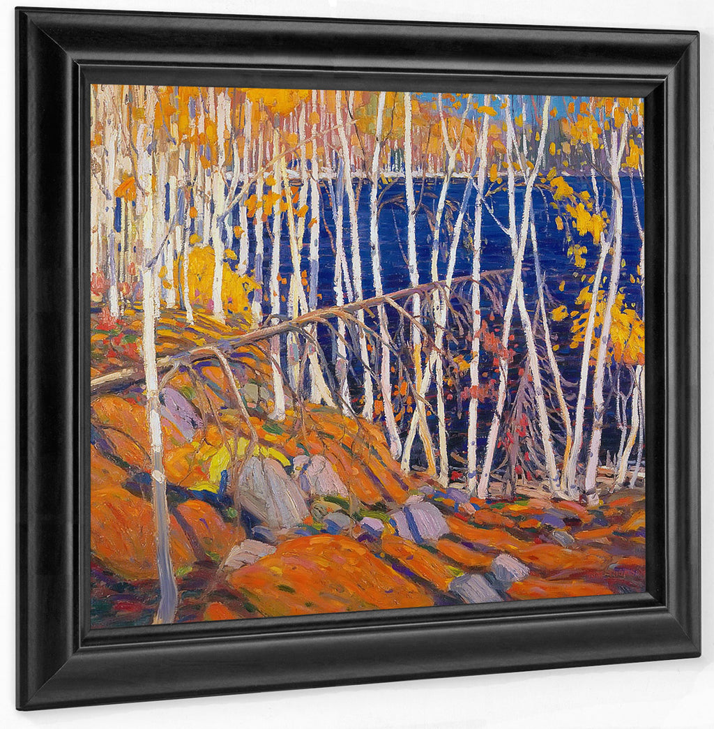 In The Northland By Tom Thomson