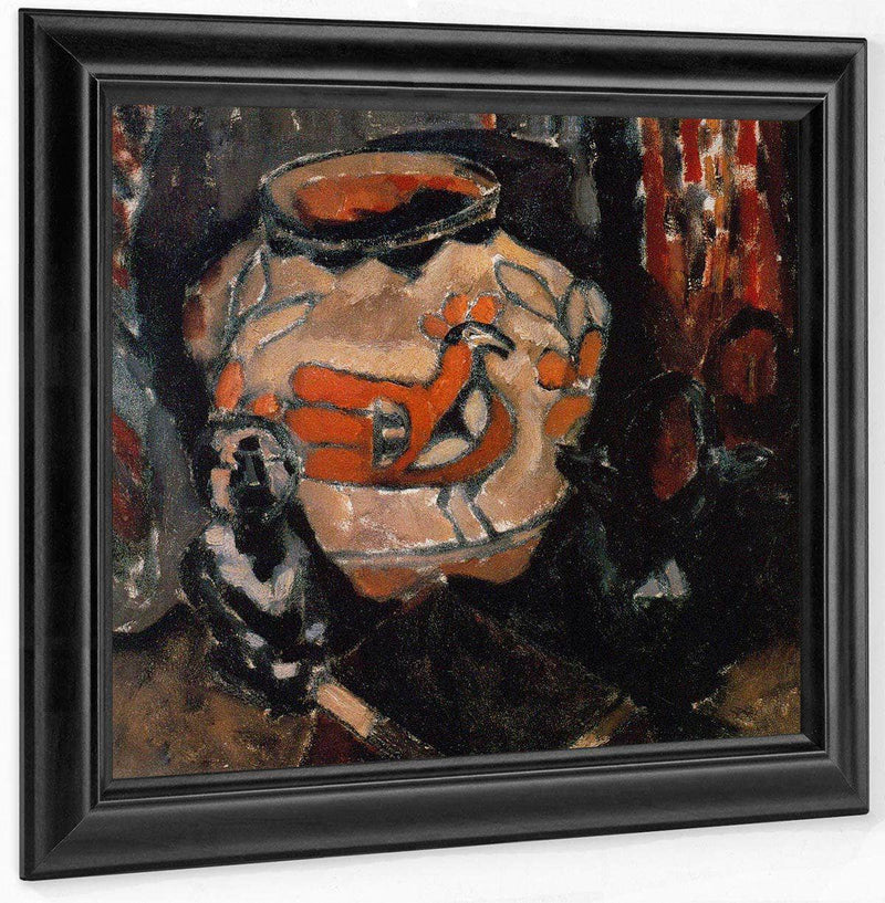 Indian Pottery By Marsden Hartley