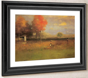 Indian Summer By George Inness