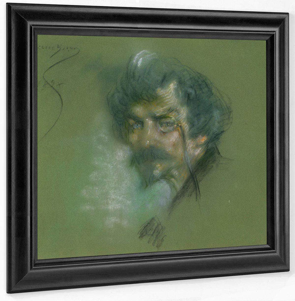 James Abbott Mcneill Whistler By Alice Pike Barney