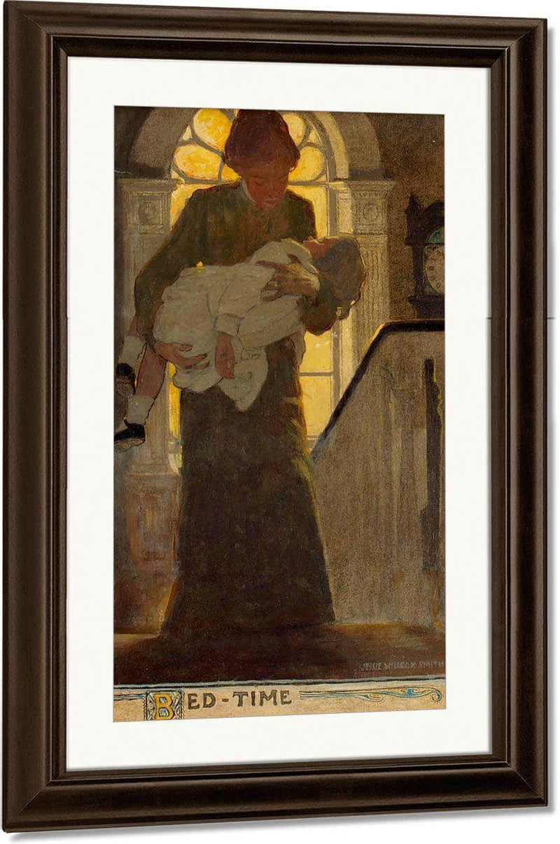 Jessie Willcox Smith 2963 Cropped Master By Jessie Willcox Smith