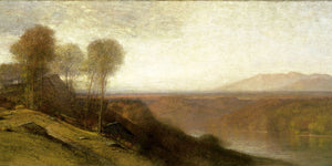 Kanawha River Valley By Samuel Colman