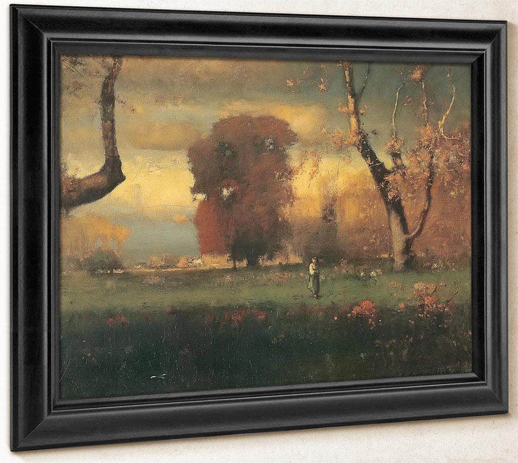 Landscape 1888 By George Inness