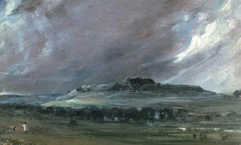 Landscape By John Constable