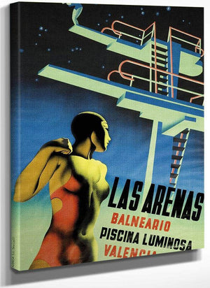 Las Arenas By Jose Renau