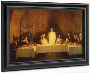 Last Supper By Pascal Dagnan Bouveret