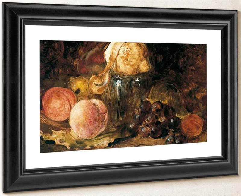 Lemons, Peaches And Nuts(Also Known As The Toilet Of Venus) By William Etty