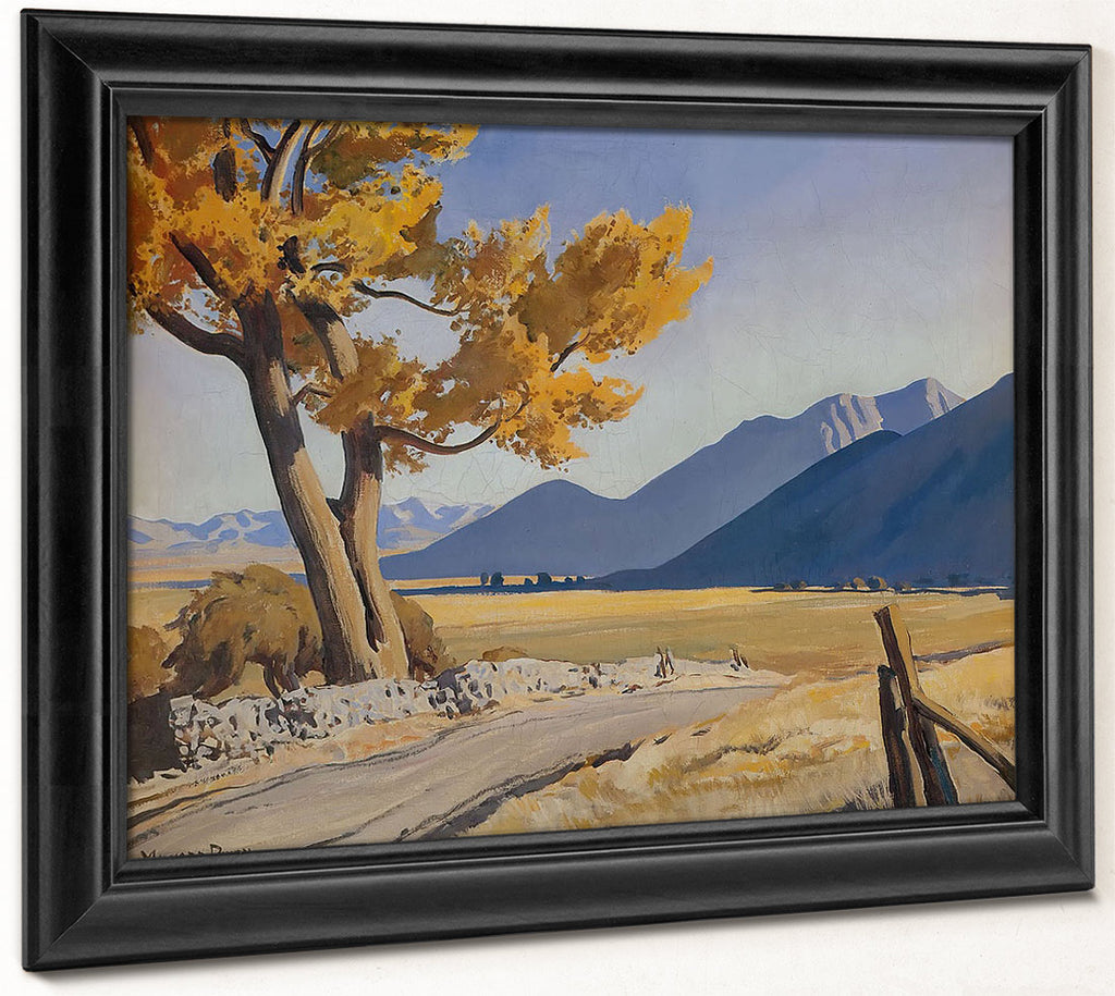 Limit Of Deseret By Maynard Dixon