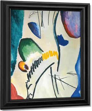 Lyrical  1911 By Wassily Kandinsky