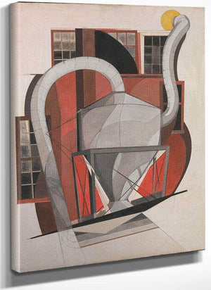 Machinery By Charles Demuth