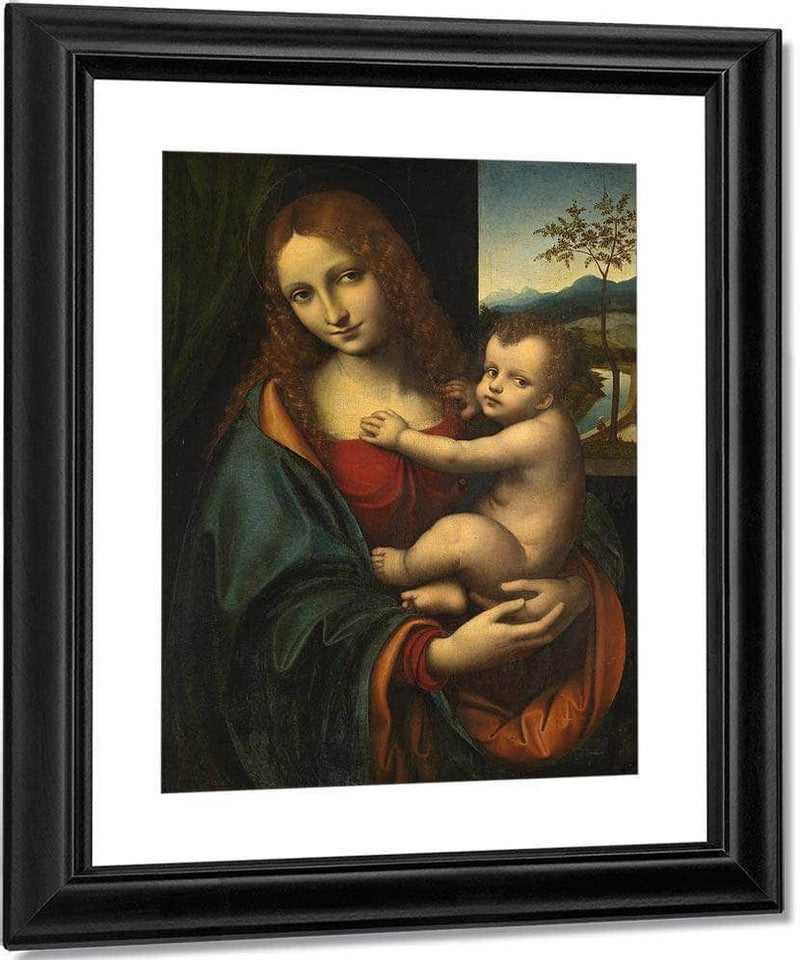 Madonna And Child 1525 By Giampietrino