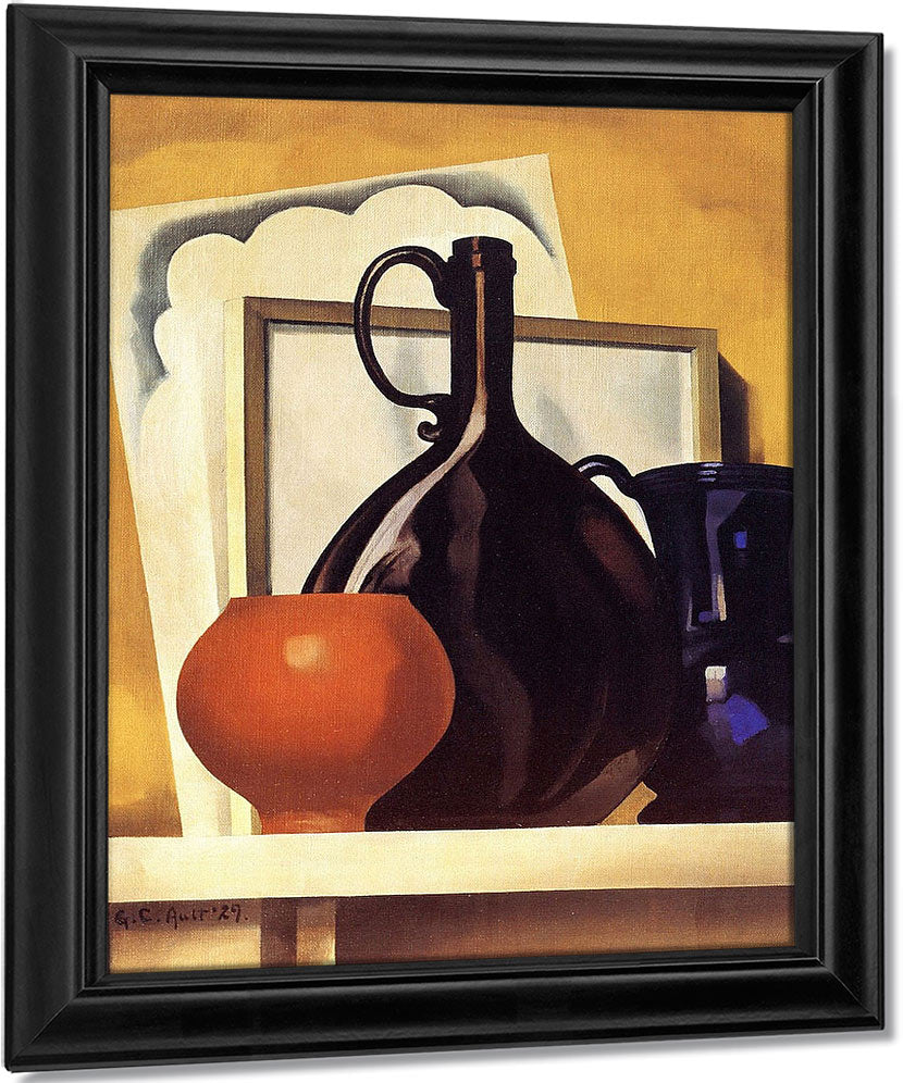 Mantel Composition By George Ault