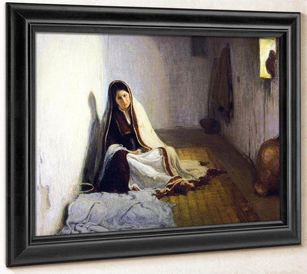 Mary By Henry Ossawa Tanner