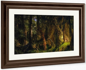 Mexican Forest A Composition By Frederic Edwin Church