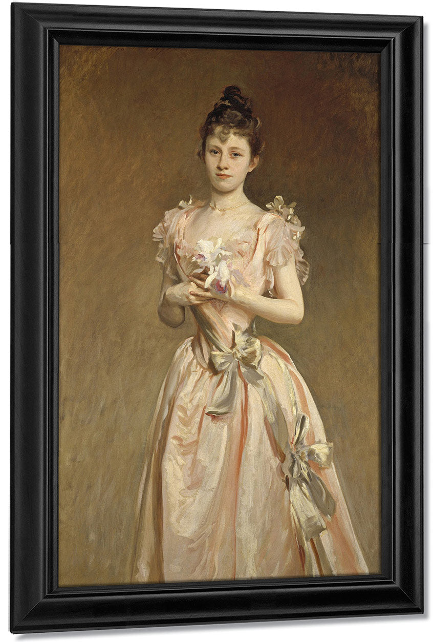Miss Grace Woodhouse By John Singer Sargent