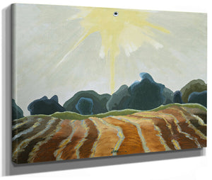 Morning Sun By Arthur Dove