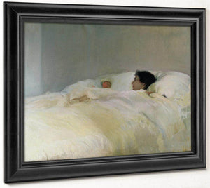 Mother By Joaquin Sorolla Y Bastid