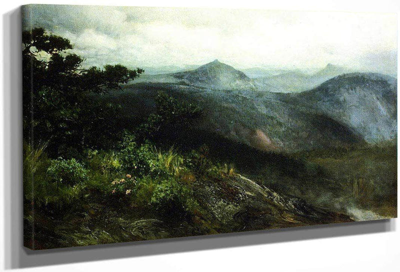 Mountain Landscape, Highlands, North Carolina1 By Henry Ossawa Tanner