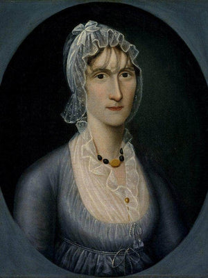 Mrs Barbara Baker Murphy 1810 By Joshua Johnson
