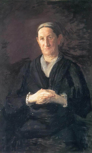 Mrs Elizabeth Duane Gillespie By Thomas Eakins