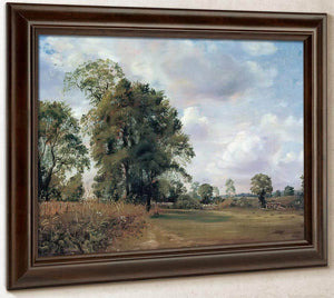 Near Stoke By Nayland By John Constable