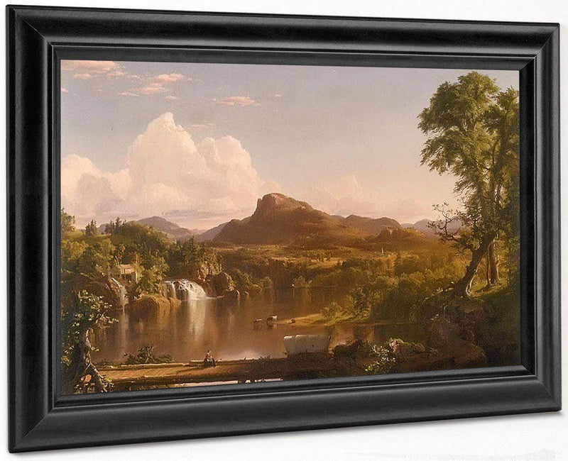 New England Scenery By Frederic Edwin Church