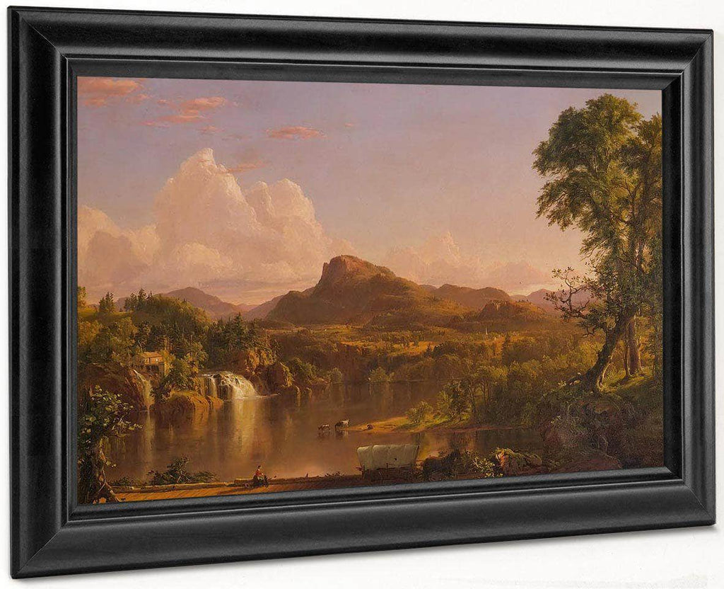 New England Scenery By Fredric Edwin Church