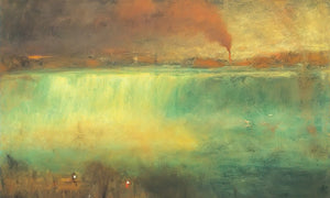 Niagara By George By Inness