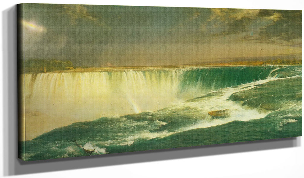Niagra By Fredric Edwin Church