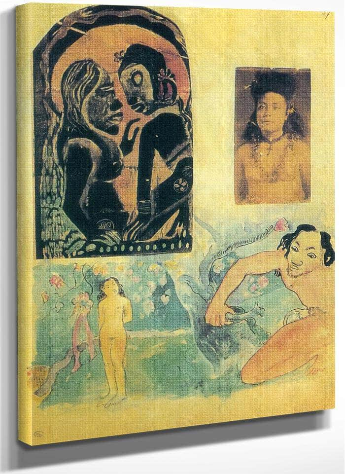 Noa Noa By Paul Gauguin