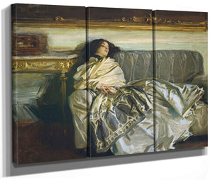 Nonchaloir (Repose) By John Singer Sargent