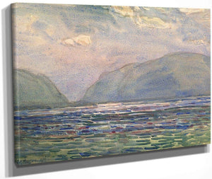 Noon Above Newburgh By Childe Hassam