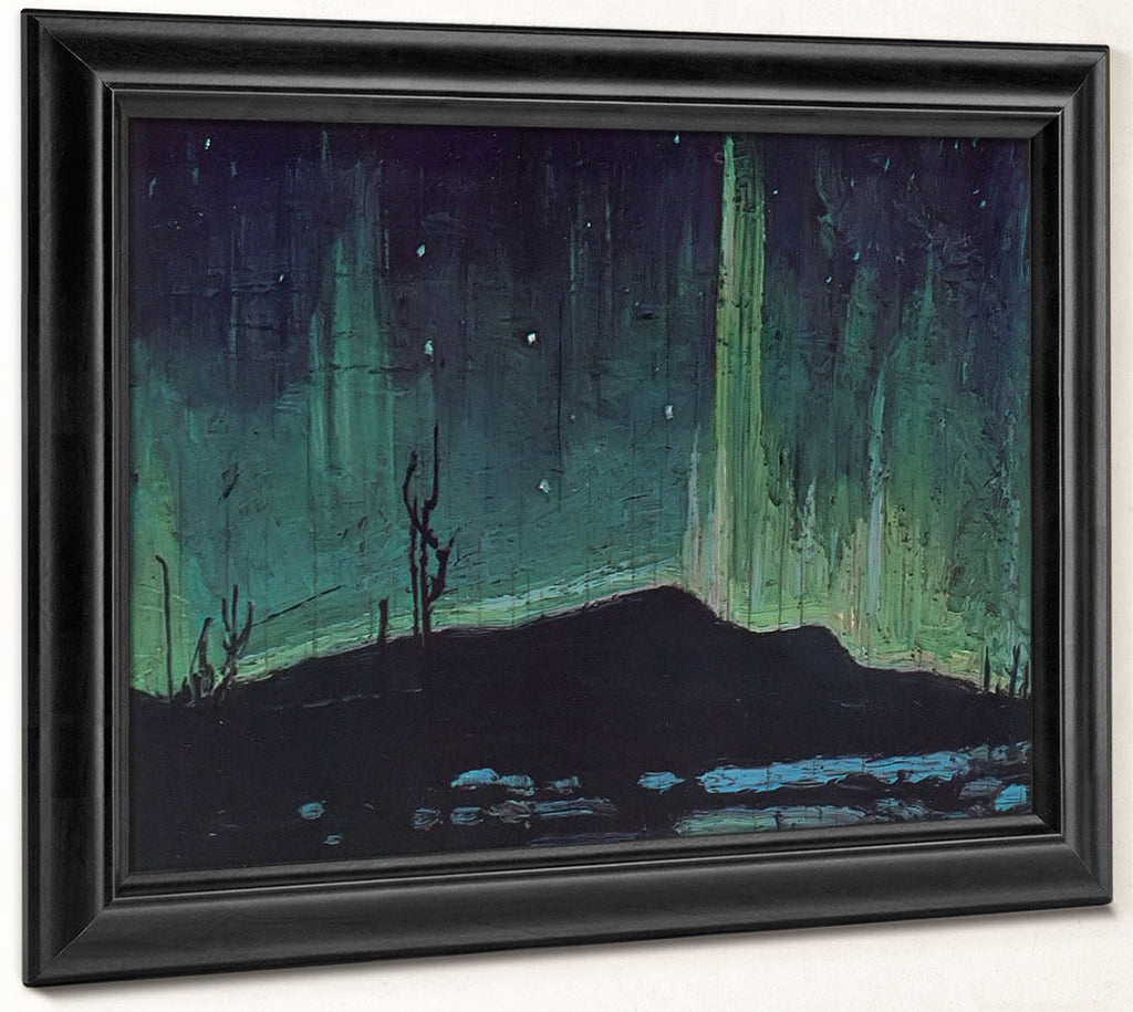 Northern Lights 2 By Tom Thomson